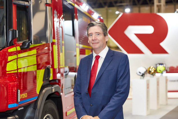 Senior reshuffle for Rosenbauer UK as firm prepares for growth