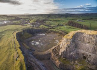 Transformation plans lodged for Yorkshire Dales quarry site