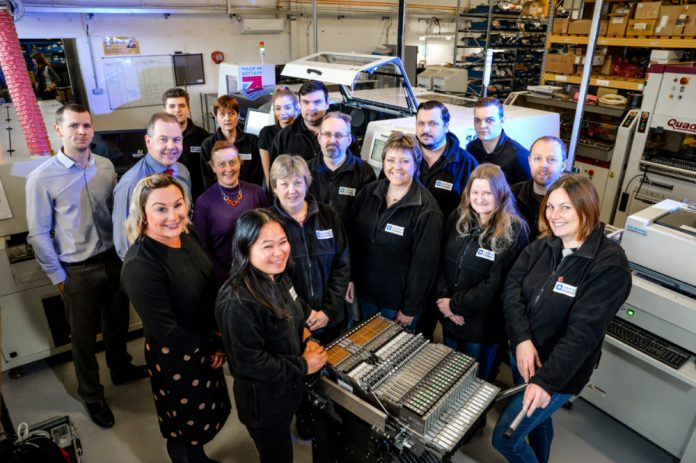 Head office acquisition sees North Yorks manufacturer double workspace