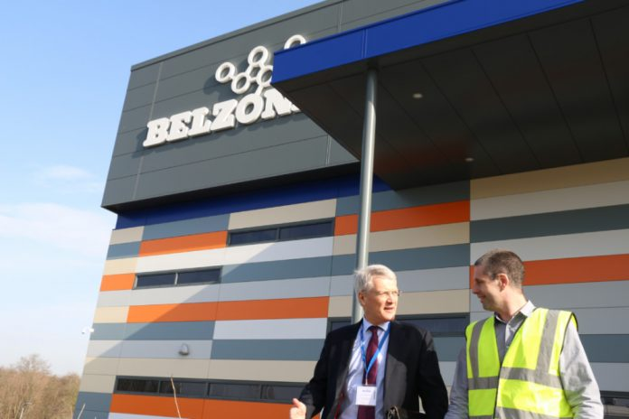 Local MP sees manufacturing first-hand with facility visit