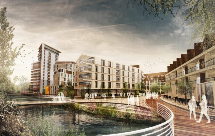 Transformative plans for Huddersfield waterfront set for MIPIM