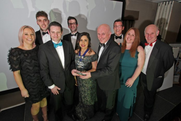 Duncan & Toplis named 'Best Large Practice' at accountancy awards