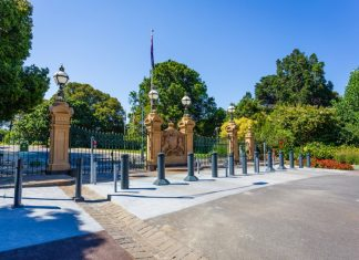 Heald supplies security system to Australian government facility