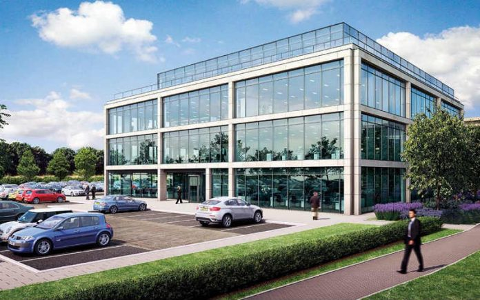 Thorpe Park Leeds secures major office pre-let