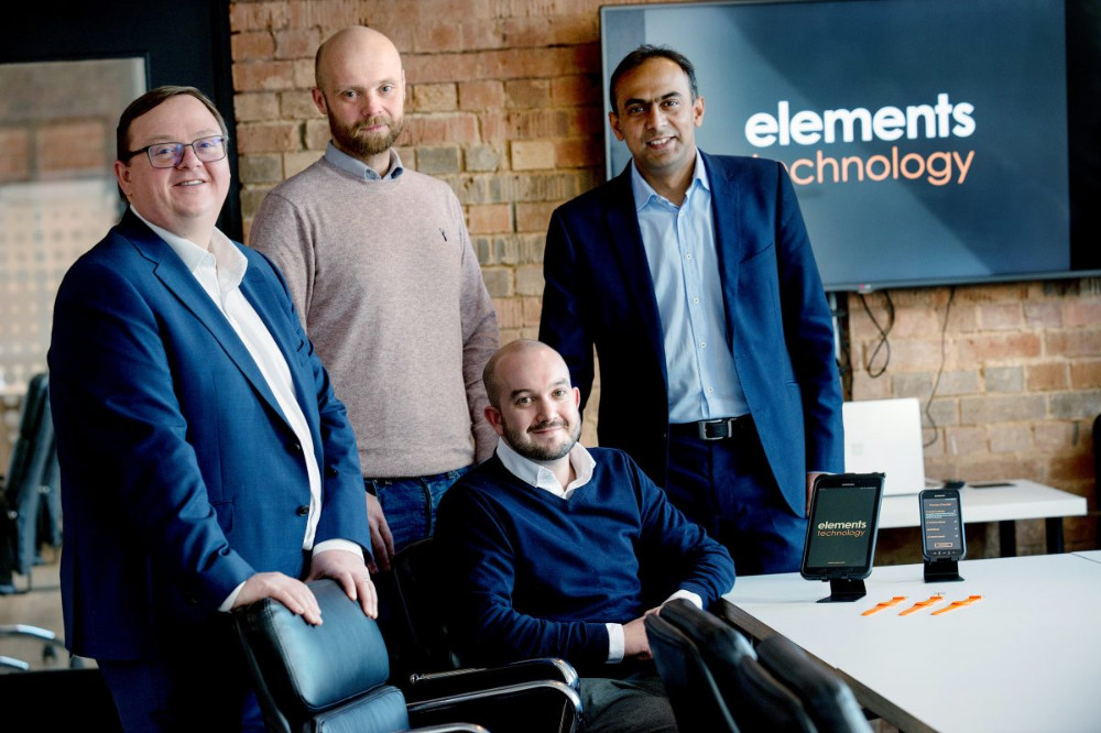 Northern Powerhouse cash for Sheffield IoT provider