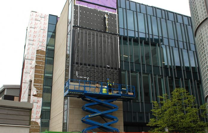 £18.2m teaching block on schedule in Huddersfield