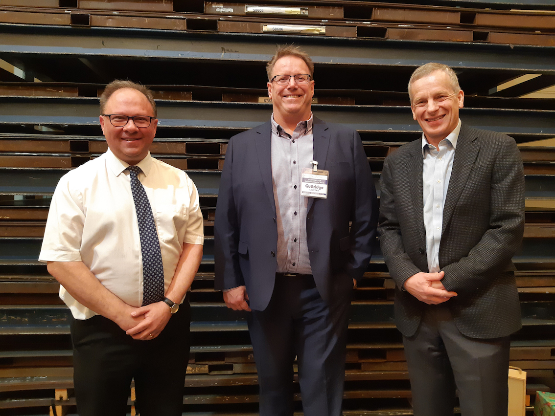 Lincolnshire Bulk Material Handling Company Acquired
