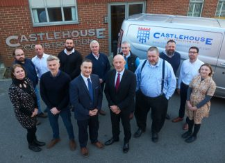 £30m worth of contracts secured by Castlehouse Construction