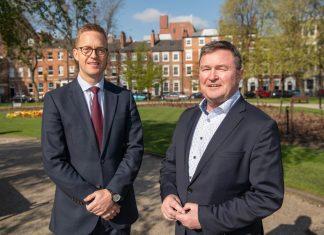 Woodrow Mercer Finance appoint new managing partner