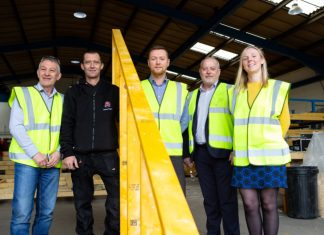 £22k grant funding for Yorkshire construction company