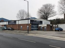 Sheffield trade space hits market