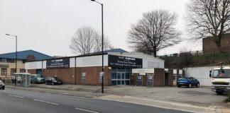 Sheffield trade space hits market