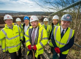 Contract awarded for major manufacturing plant in Huddersfield