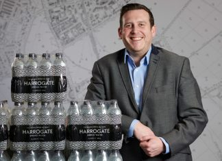 Harrogate Spring Water secures first US export deals
