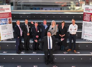 New initiative showcasing manufacturing opportunities to Leeds students