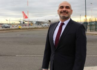 Doncaster Sheffield Airport appoints cargo boss