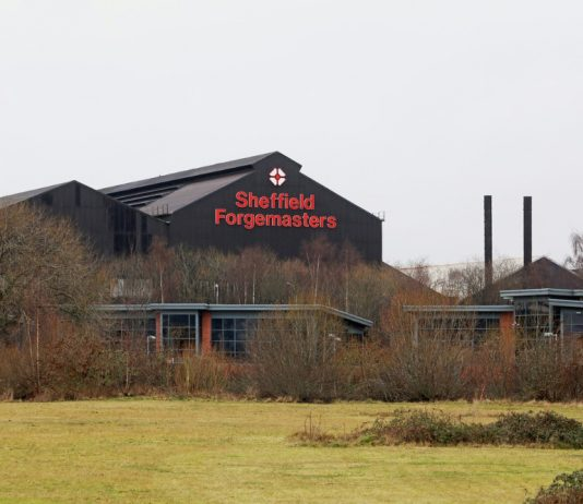 Year of progress for Sheffield Forgemasters