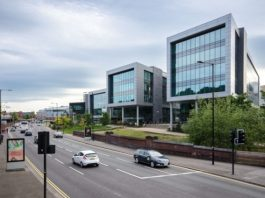 Acero offices reach 100% occupancy