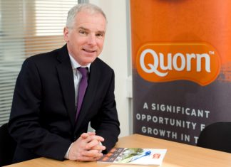 Continued growth for Quorn Foods as veggie brand invests in R&D