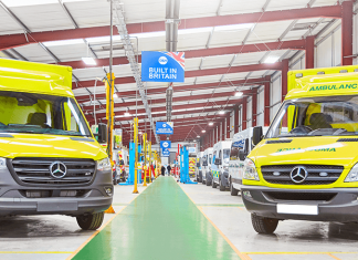 £19m Q1 order intake for Goole vehicle maker