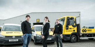 New HQ for Scarborough scaffolding business