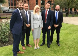 Slew of Leeds promotions for Cushman & Wakefield