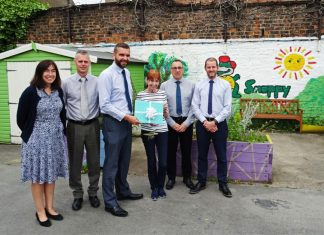 Developer raises funds for York charity