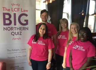Quiz night raises funds for Leeds Community Foundation