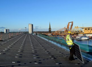 ABP Humber's Goole solar initiative shortlisted in renewable awards