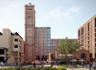Contractor appointed on Tower Works scheme in Leeds