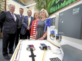 Investment boost for Huddersfield's Andel