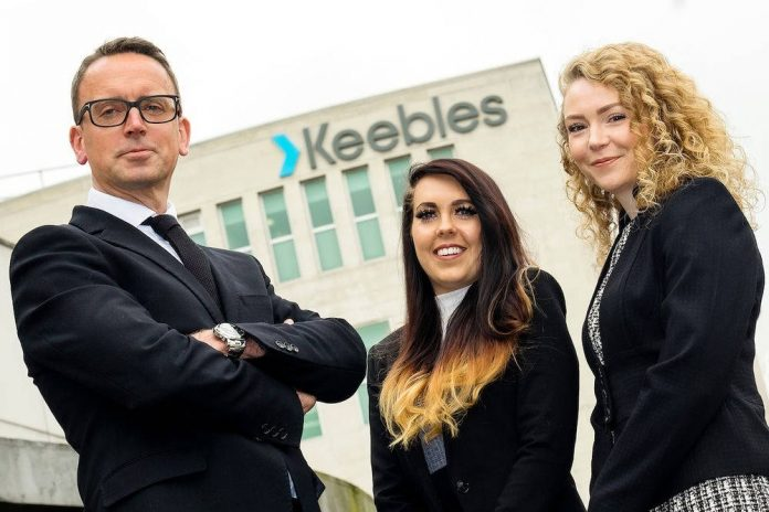 Keebles bolsters commercial property team in Sheffield
