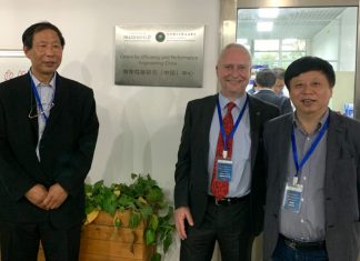 Huddersfield joins Chinese university for engineering research network