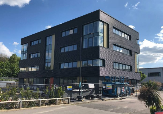 Success for SW Sheffield's first speculative office development