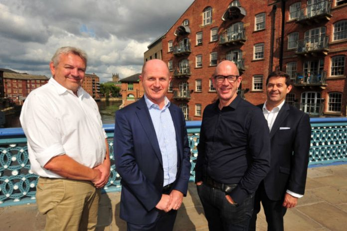 Yorkshire estate agents join forces