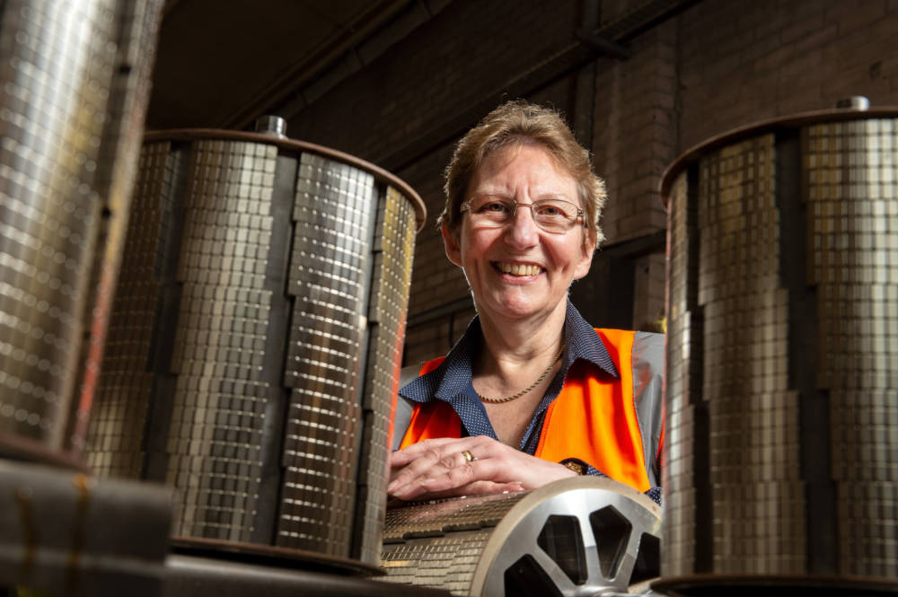 First female head of manufacturing for Magtec