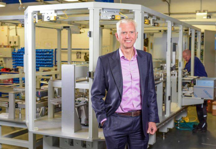Sewtec managing director, Mark Cook