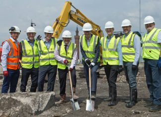 Work begins on new operations base for Triton Knoll