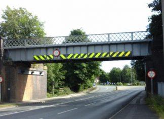 Thorne Road railway bridge