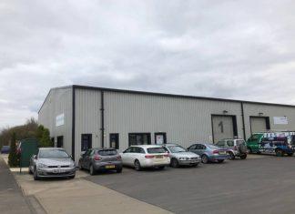 Six industrial units near Boston sold in £900k deal