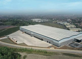 Letting secured for PUMA at West Yorkshire warehouse