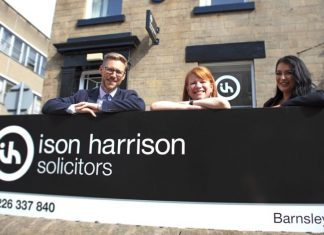 Ison Harrison expands regional reach with Barnsley office opening
