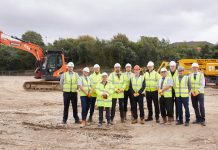 Construction begins on new units at Barnsley business park