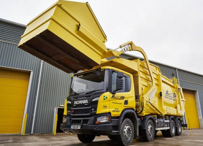 Leeds waste management company invests £200k in fleet