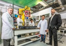 Huddersfield Uni opens lab at high tech Liverpool facility
