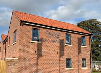 Caedmon Homes launches new development in North Yorkshire