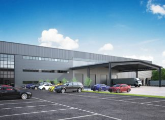 Caddick awarded contract for third unit at Leeds industrial estate