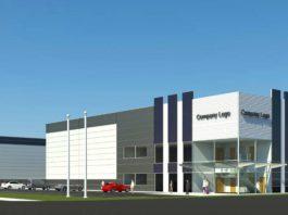 Work begins on £3.6m Europarc development
