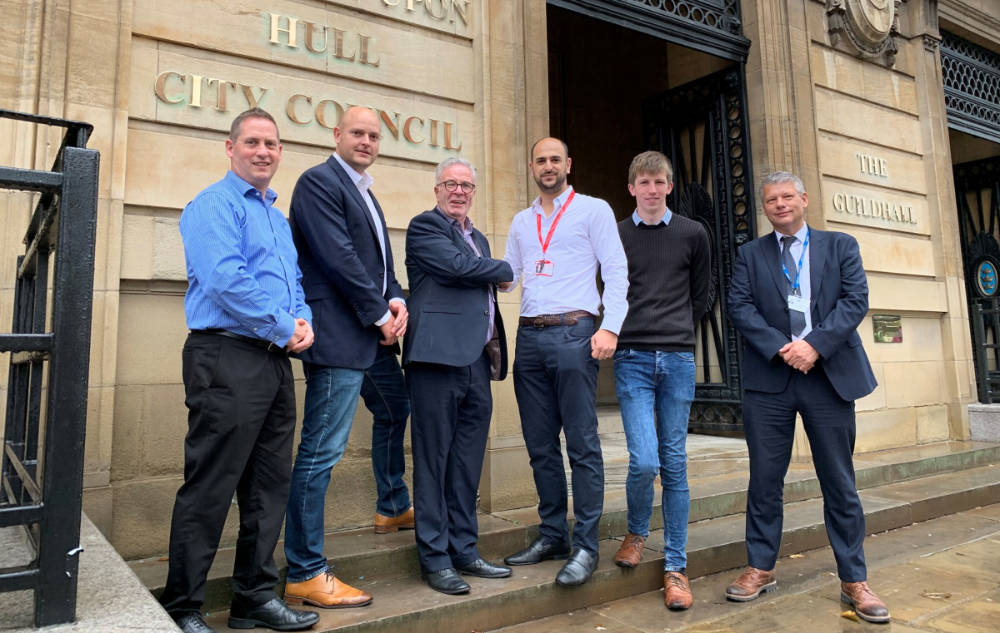Partnership aims to make Hull's one of the smartest cities in the world