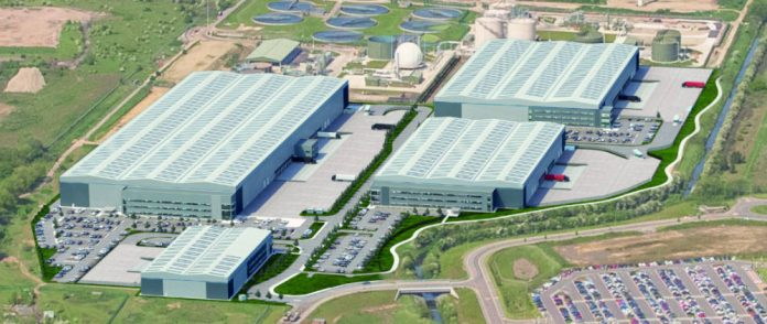 Planning granted for prime Leeds logistics units
